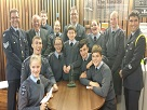 Friday 13th not so unlucky for Corby Air Cadets