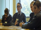 Corby Air Cadets Debate at RAF College Cranwell
