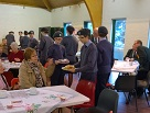 Corby Air Cadets assist at WW1 Relatives Tea