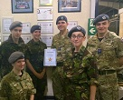Corby Air Cadets Strike Gold