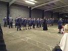 Proud Moment for New Corby Air Cadets