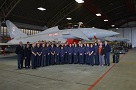 Corby Air Cadets Visit the Past and Present at Coningsby