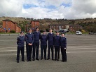Corby Air Cadet Drums to Success with the National Marching Band