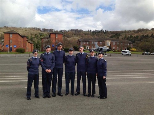 Annual Camps and Band Camps with Corby Air Cadets
