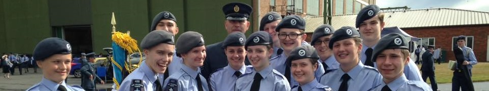 Join 422 (Corby) Squadron Air Cadets