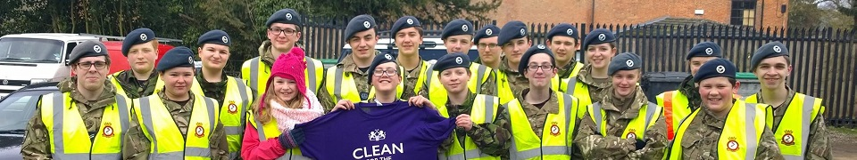 Get involved with the community with Corby Air Cadets
