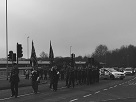 Corby Air Cadets Parade to mark 76th Anniversary of the ATC